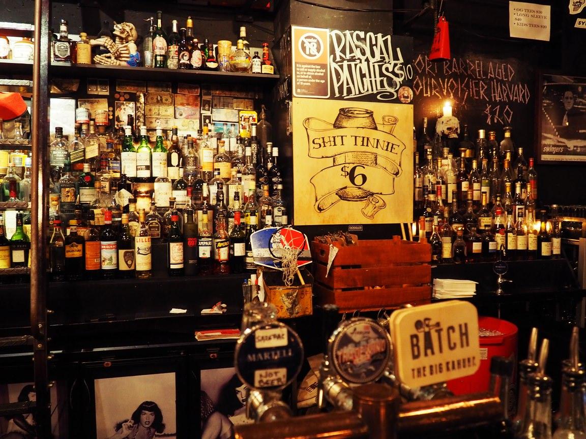 Ramblin' Rascals Tavern Bar