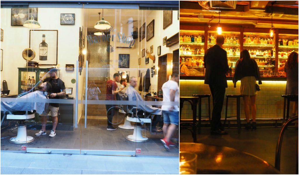 The Barber Shop, 89 York St, Sydney