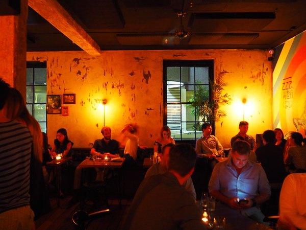 Bulletin Place Sydney - Undercover Bars