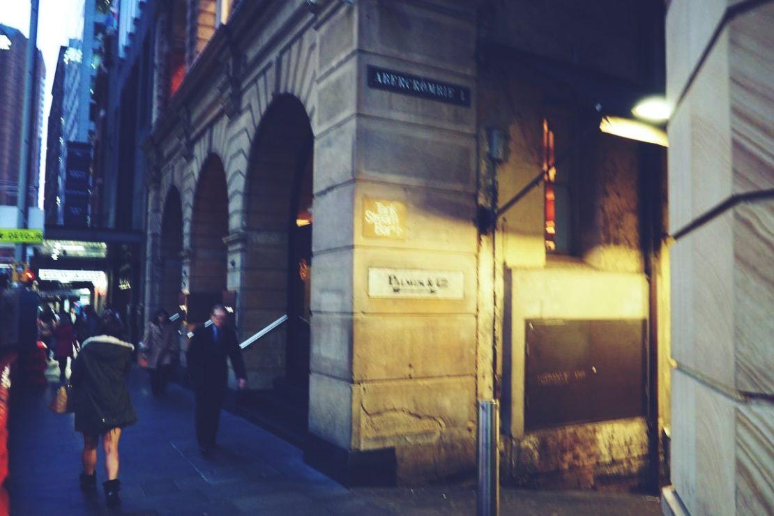 Palmer & Co Entrance