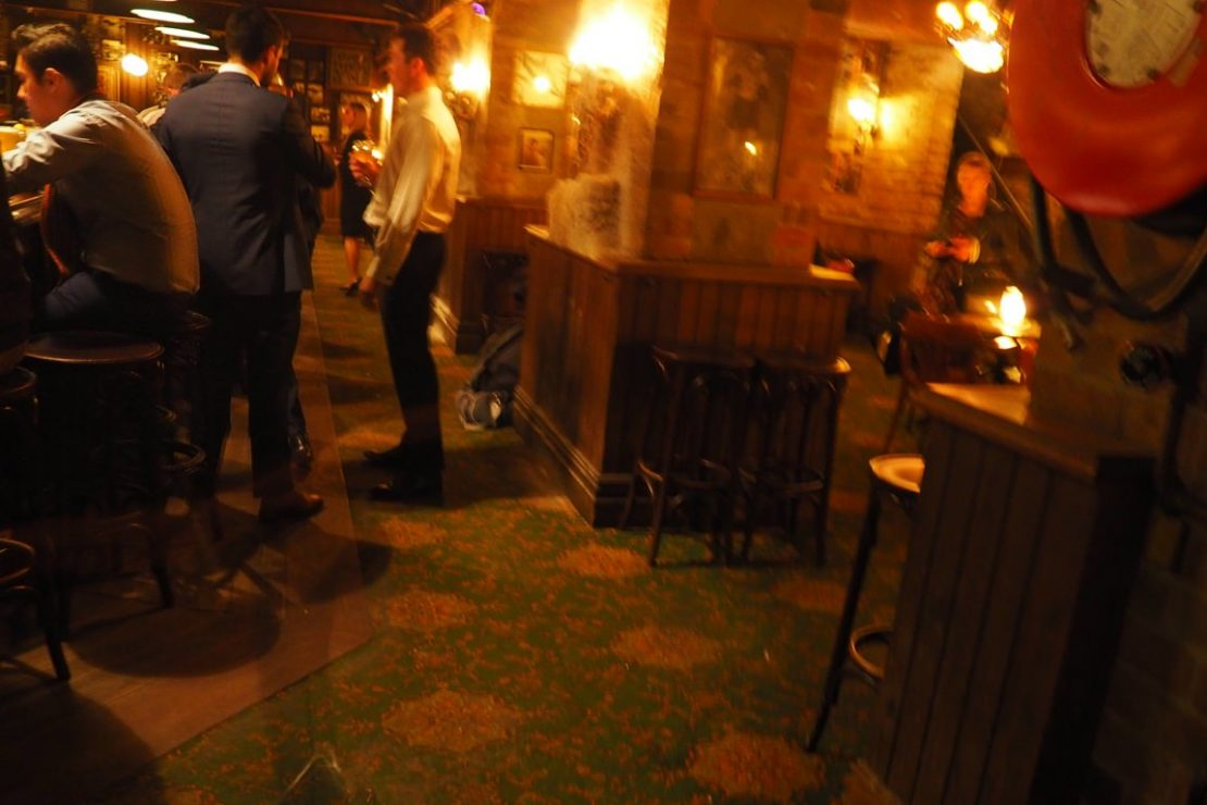 The Baxter Inn Bar Review By Undercover Bars