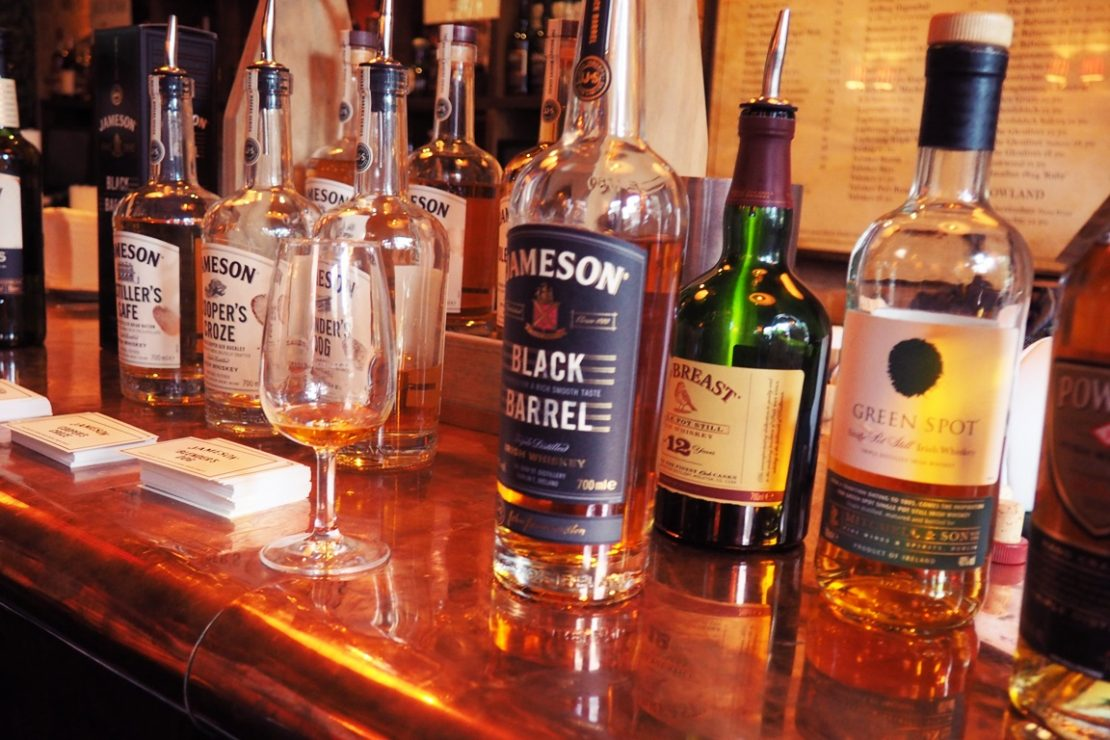 Irish Whiskey Fair Photos Undercover Bars Secret Bars