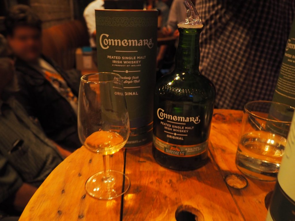 Connemara Peated Irish Single Malt undercover bars secret bars